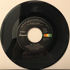 THE CHI-LITES:WE NEED ORDER(RECORD SIDE-A)