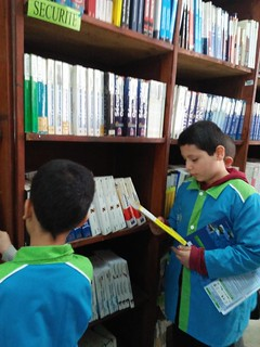 Ecole El-Manar à l'ESI