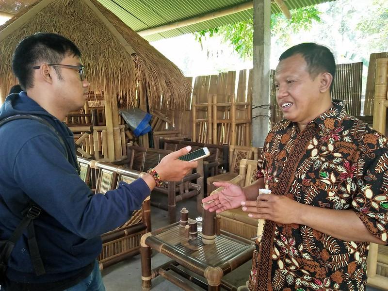 Ketua Rosse Bambu