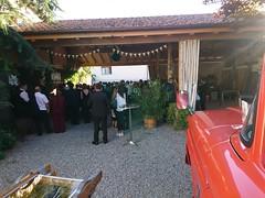 Chevy-Einsatz an Hochzeit