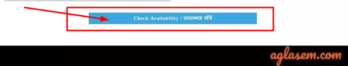 RRB Paramedical 2019 check Availability