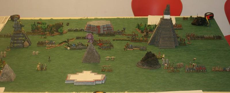 [4000 - Orcs+HL vs Khemri] La bataille des pyramides noires 33505090328_887a7a2681_c