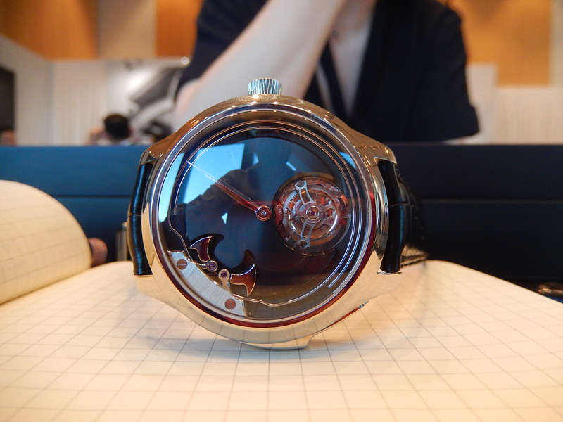 moser - Baselworld 2019 : reportage H.Moser & Cie 33594408788_23abf8f804_c