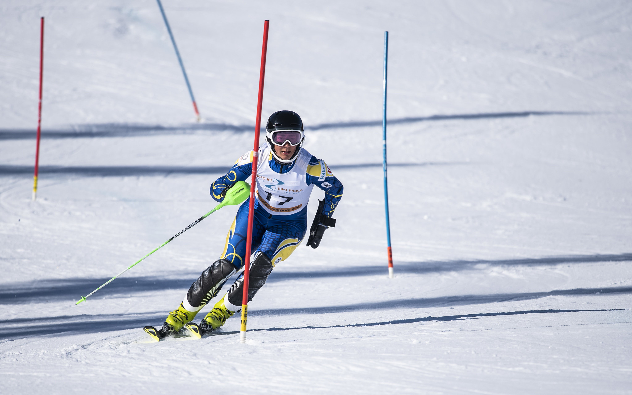 Klövsjö 2019 World Para Alpine Skiing European Cup Final