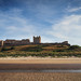 Bamburgh Castle in all its glory by grobigrobsen