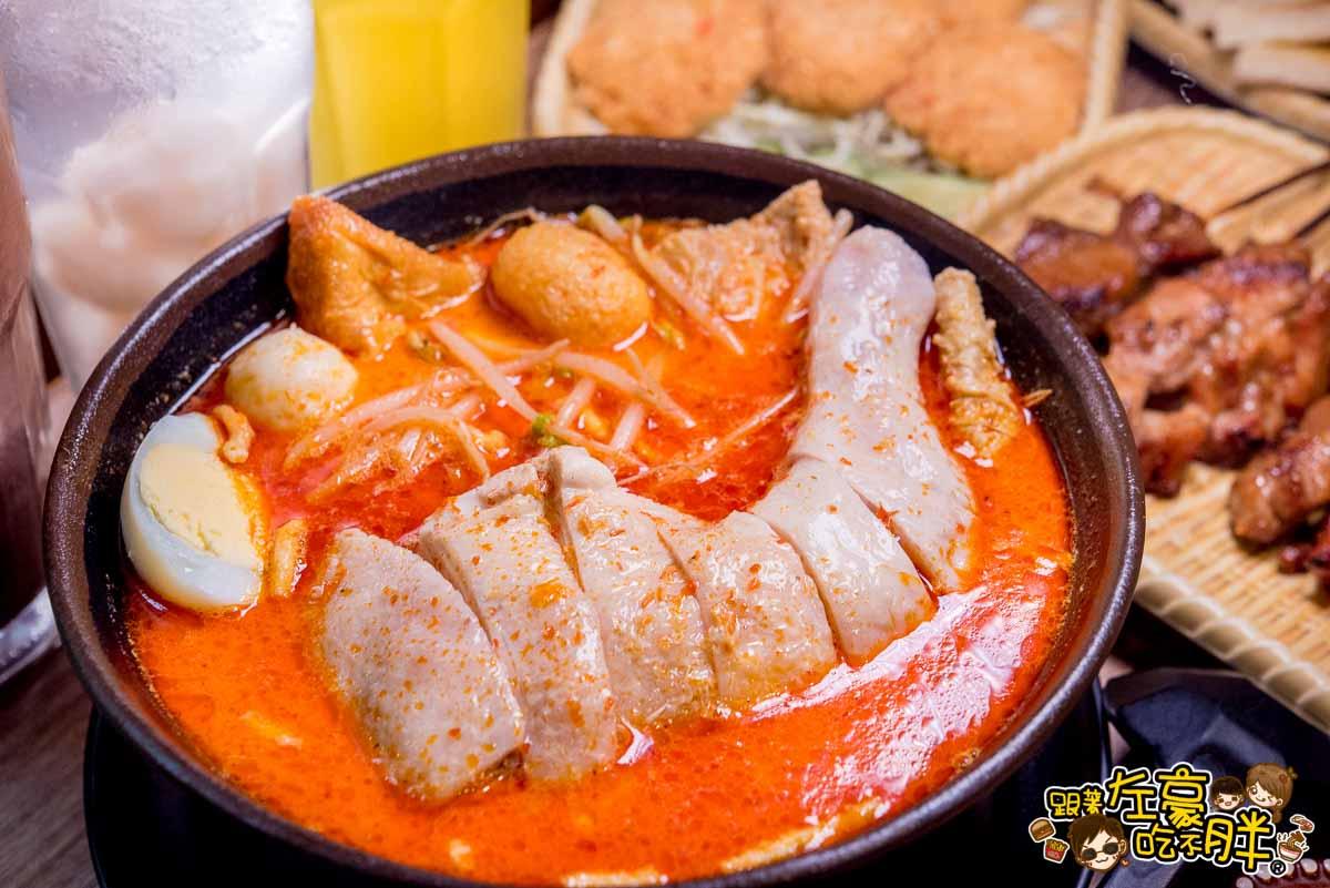 老巴剎新加坡風味美食-38