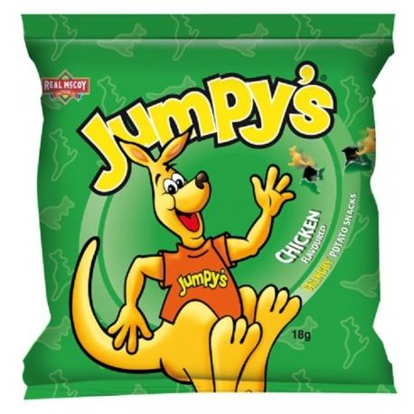 Jumpys袋鼠餅乾