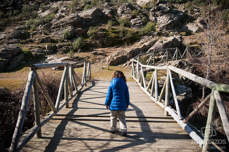 Paseo por el río Aceña