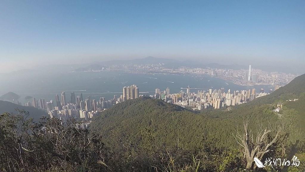 香港,國際金融重鎮與航運中心,繁榮之外,為了保護大自然,40年前規劃成立郊野公園。