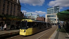 St. Peters Square, Manchester