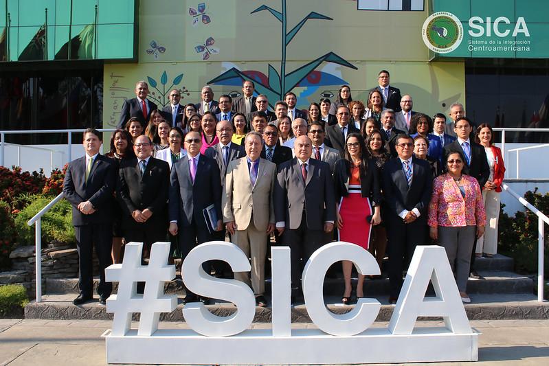 Comisión de Secretarías del SICA