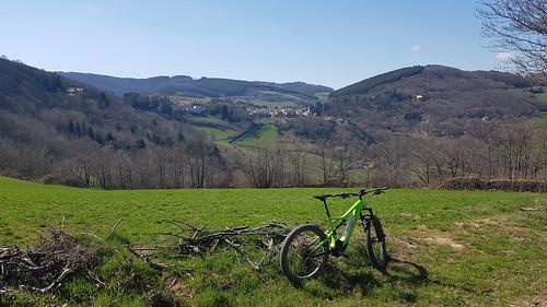 2019 03 Monts du Lyonnais Springtrail 02