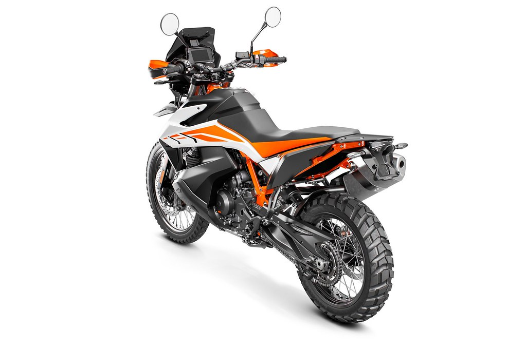 KTM 790 Adventure R 2019 - 8