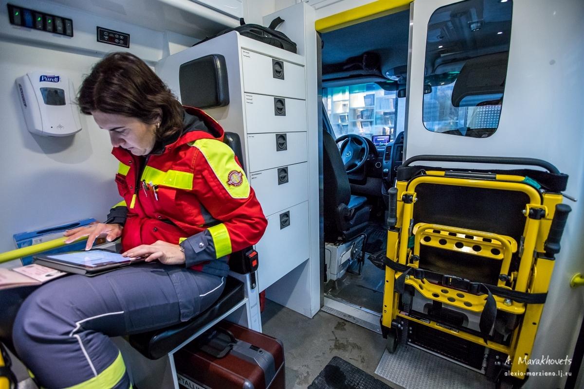 Как устроена работа «скорой помощи» в Эстонии