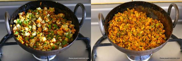 kovakkai cauliflower curry 4