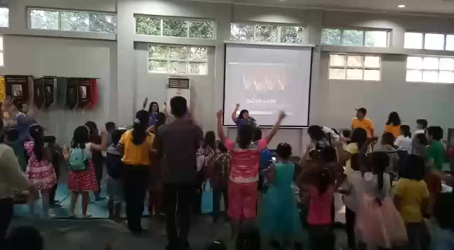 Kegiatan Bina Iman Anak di Gereja St.Agustinus Karawaci Tangerang