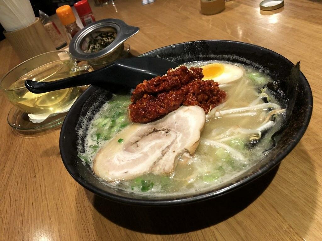 The Hakata miso