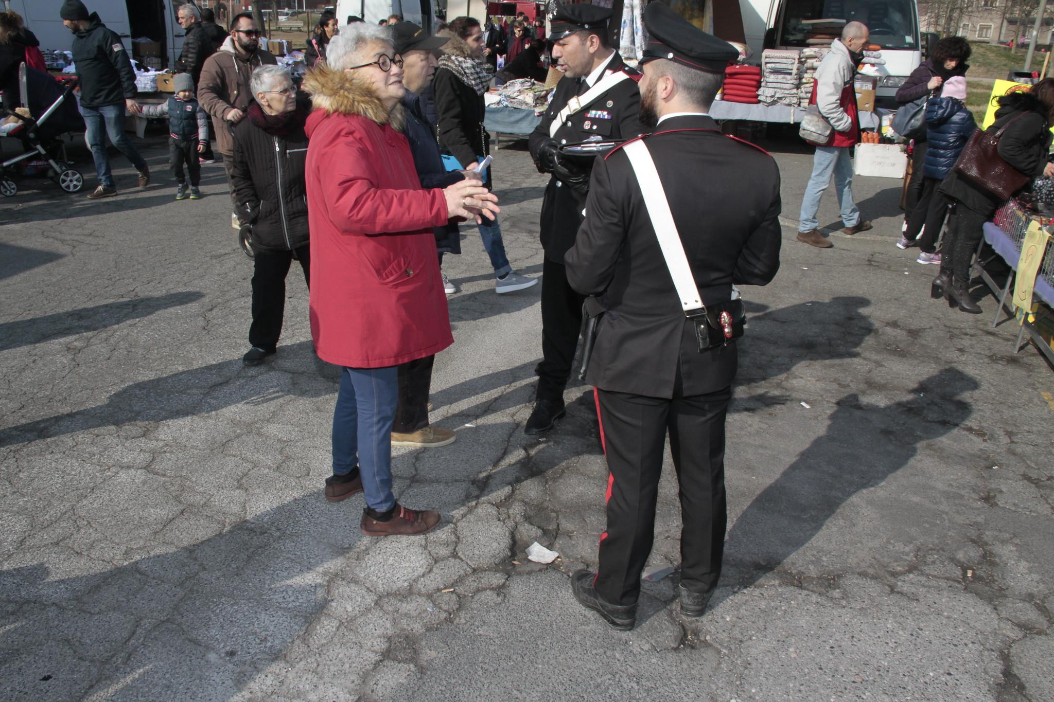 I Carabinieri informano