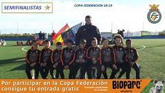 IX Copa Federación Benjamin Fase* Jornada 5