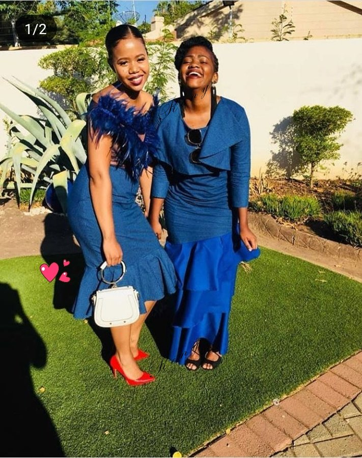 Best Shweshwe Dresses Of This Week
