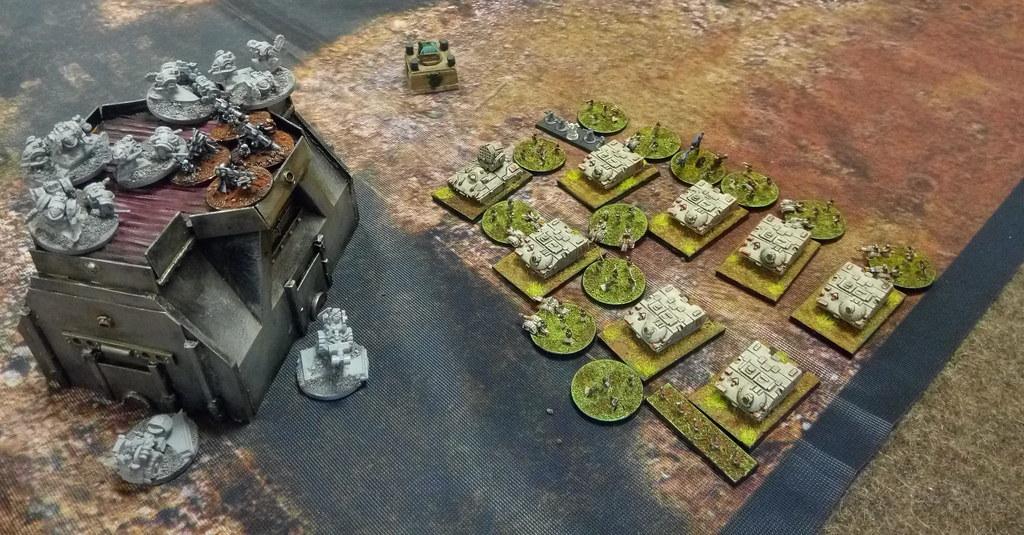 [Crazy Orc, 22.12.18] Astra Militarum vs Squats (4000pts)  46373939682_6d56379d9f_b