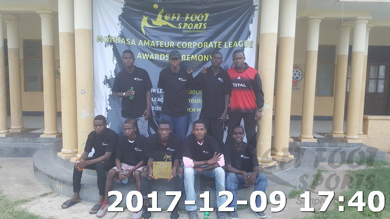 League Awards MOMBASA 2017