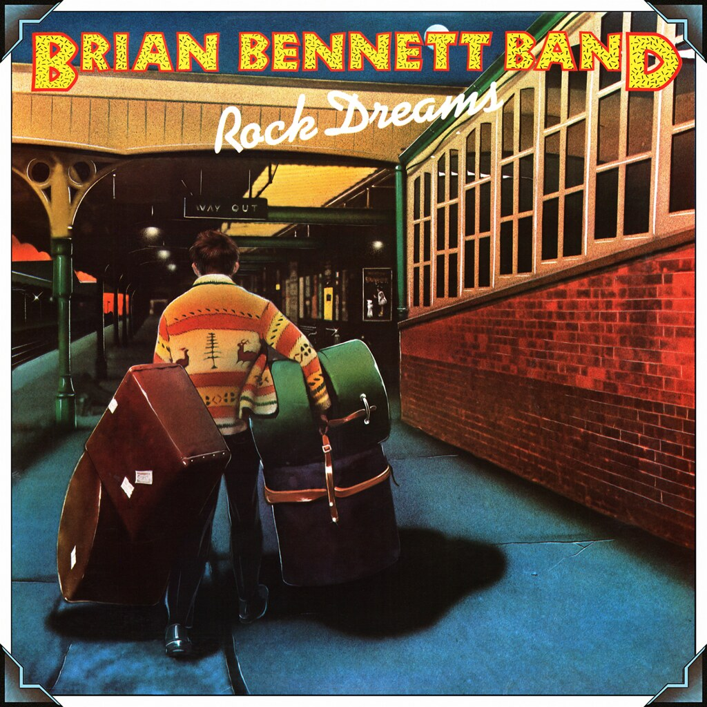 Brian Bennett - Rock Dreams