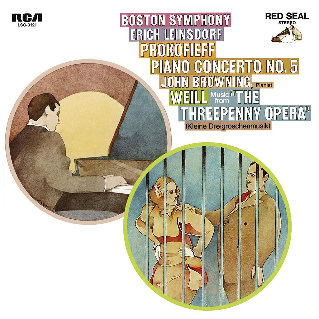 Sergei Prokofiev - Concerto No 5