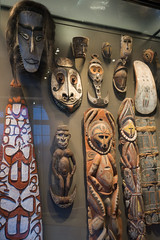 New Guinea carvings