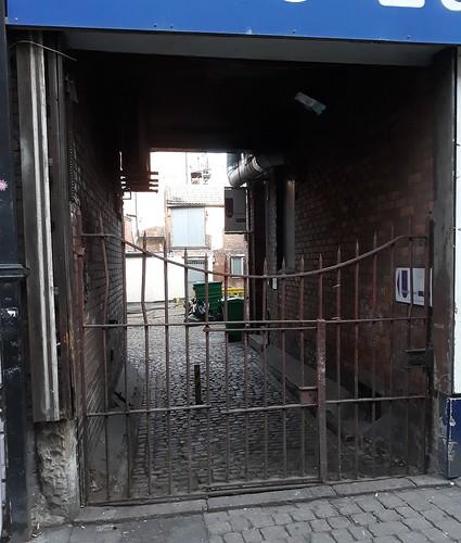 Nottingham doorway 2