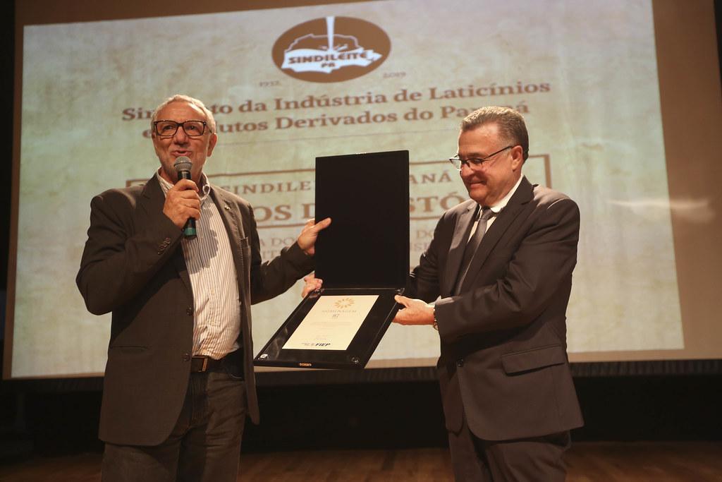 Sindileite Paraná 87 anos de história