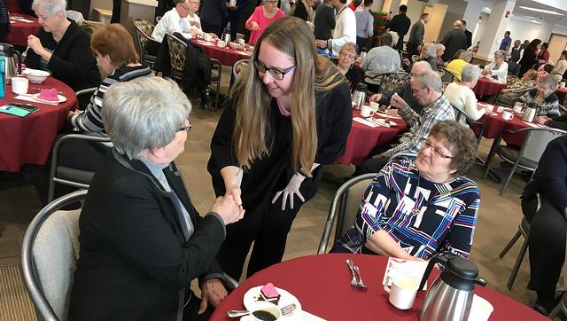 New affordable housing for Edmonton seniors