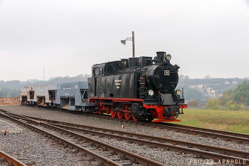MBB Lok 11 mit Rohsteinwagen (IMG_9394-2)