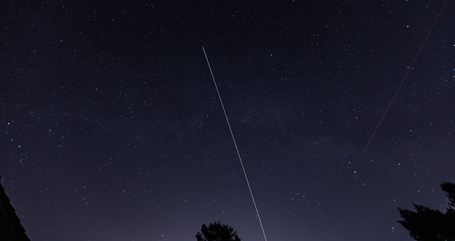 ISS + Dragon Eastbound Mar 7