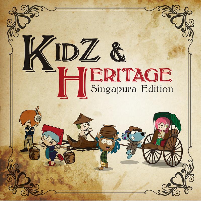 KidZania Singapore - KidZ & Heritage