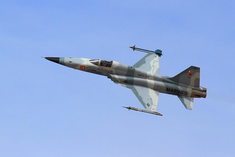 IMG_6519 F-5N Tiger II, MCAS Yuma Air Show