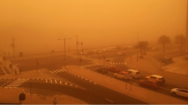 1486 10 precautions to be adopted after the Sandstorm