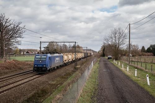 Crossrail 186 269 (Rhenus) - Schulen