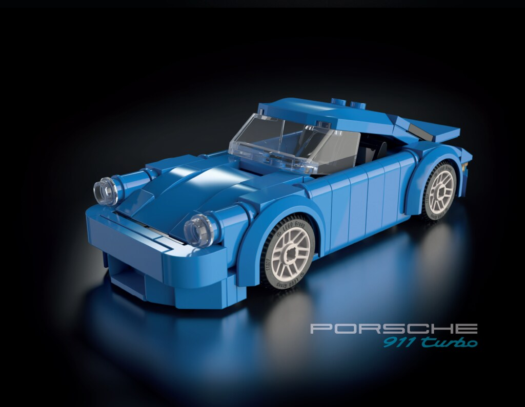How to build dream LEGO Cars