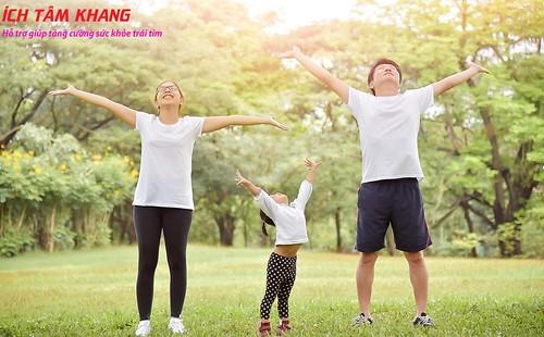 Tập thể dục thường xuyên tốt cho bệnh tim mạch