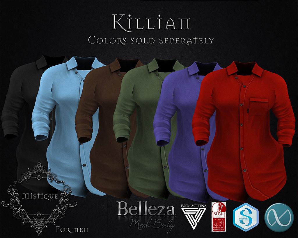 [M] Killian All Pic