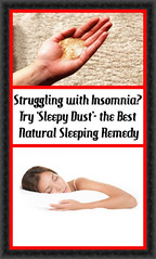 Struggling with Insomnia? Try 'Sleepy Dust'- the Best Natural Sleeping Remedy