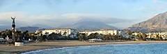 Puerto Banús Bay Panorama 2. Nikon D3100. DSC_0686-0693