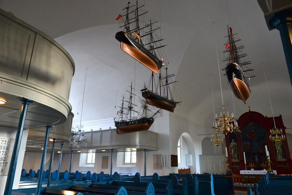Ships in the ship
