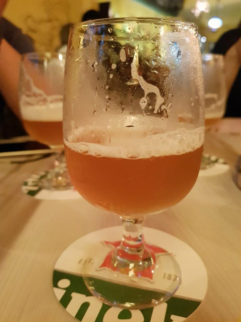 La Chouffe Blonde 8%ABV (Belgium) rm$39 @ Mish Mash at Muntri St, Penang