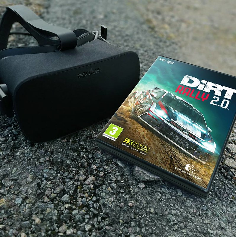 DIrt Rally 2_0 VR Support