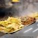Shilin Night Market - Tepanyaki Cabbage