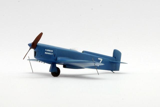 gros moteur et petites ailes... Une petite série de racers... Et un Farman - Page 13 32429792957_1aee474901_z