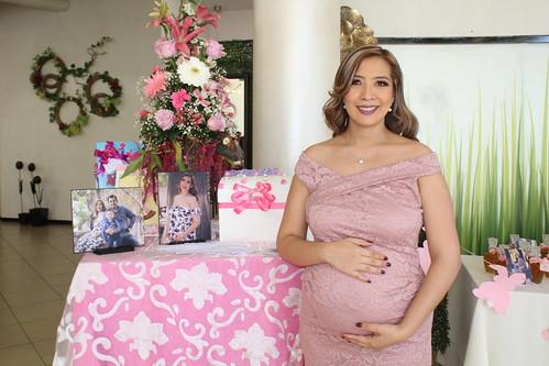 Ana Lia nacerá en abril
