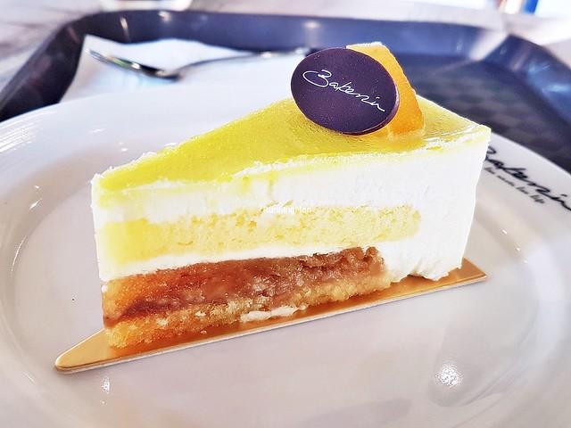 Tropical Paradise Cake